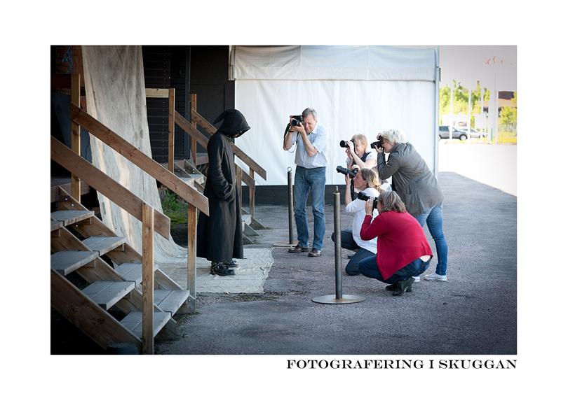 Fotografering i Skuggan