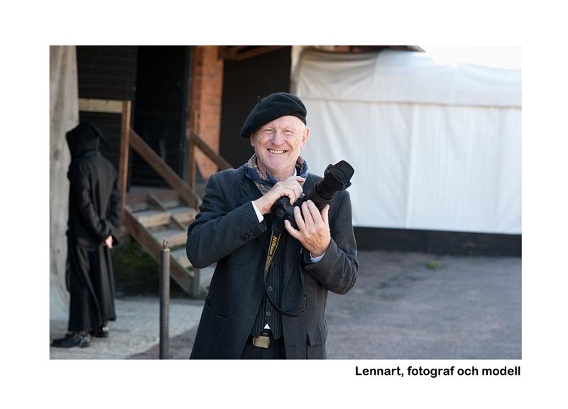 Lennart Fotograf och Modell